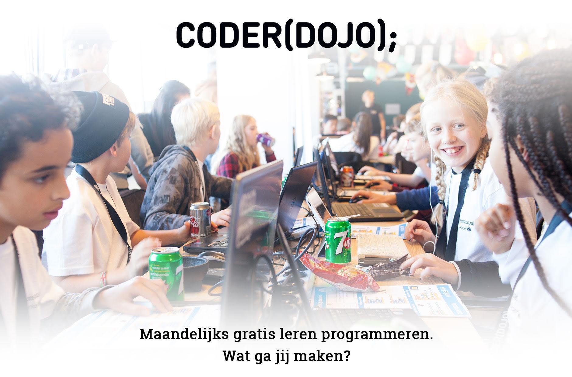 Coderdojo banner